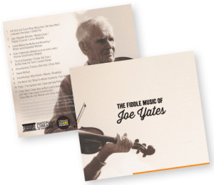 The Fiddle Music of Joe Yates