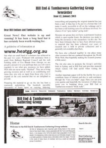 Latest Newsletter Issue 13 September 2013