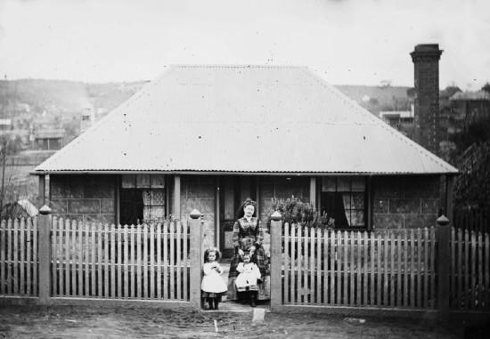 Beyer's Cottage 1872