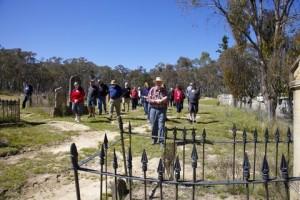 The Cemetery tour