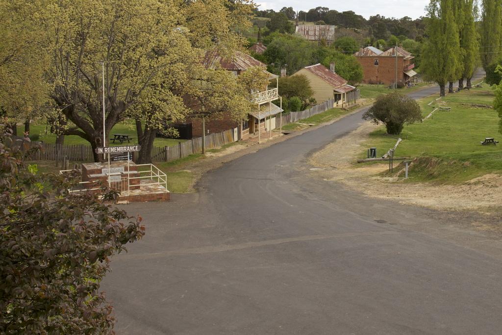 Clarke St Hill End 2012