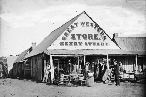 Great Western Store 1872