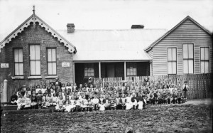 Hill End Public School 1872