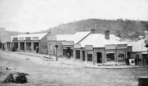 Holtermann's Corner 1872