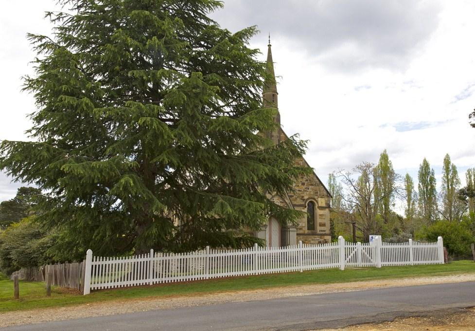 St Paul's Presbyterian Church 2012