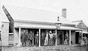 Sydney Hotel 1872