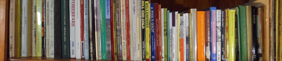 Researching Hill End & Tambaroora – Books & Newsletters etc.