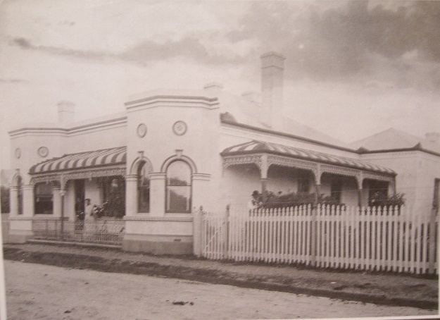 Athol (Dodds Family Hotel) 1892