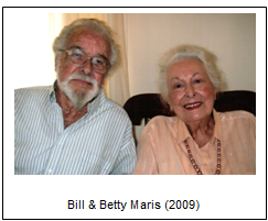 Bill & Betty Maris (2009)