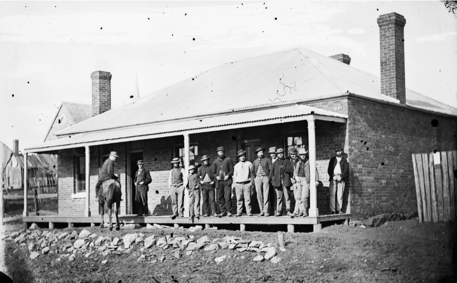 Dodds Family Hotel 1892