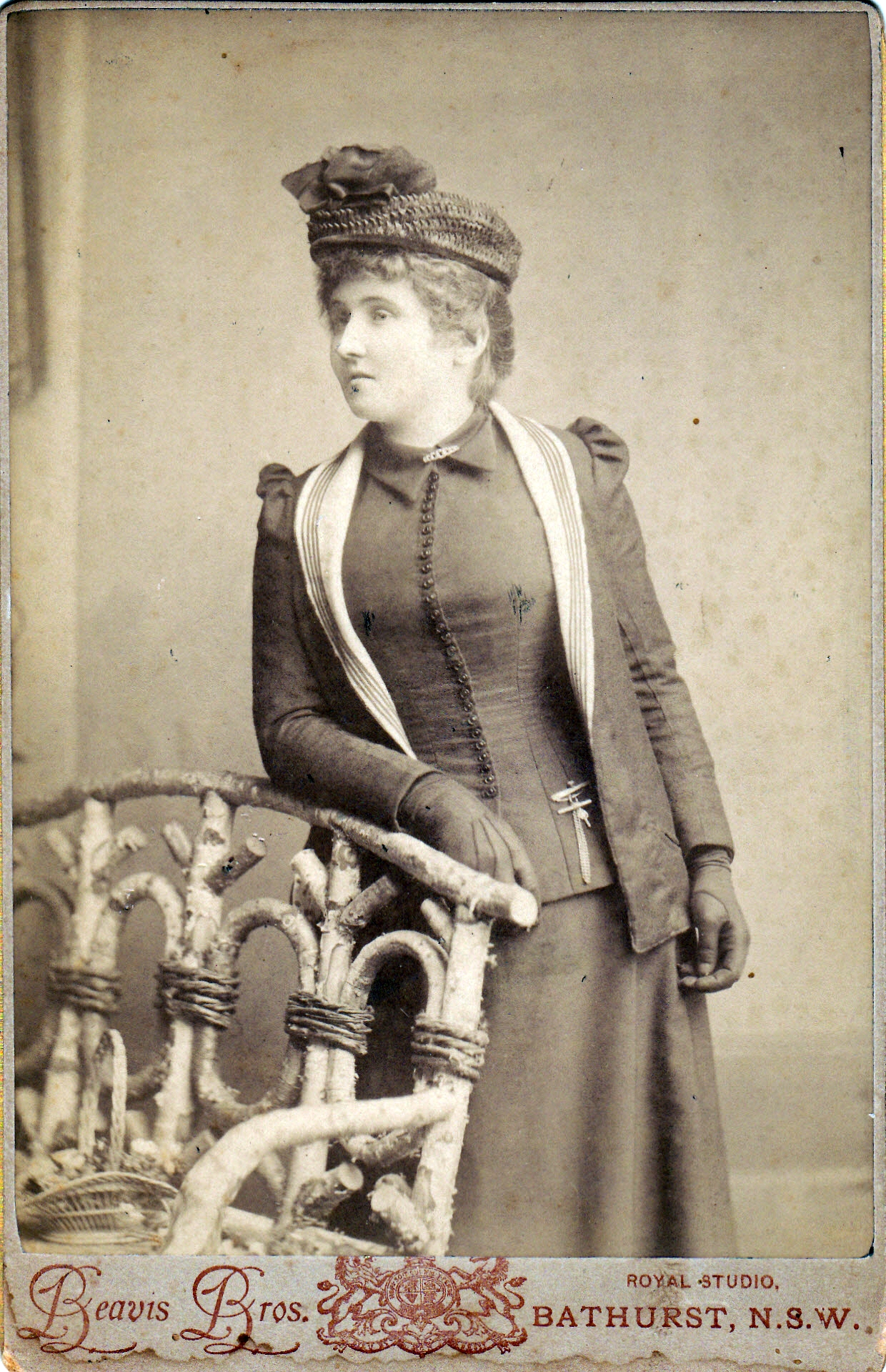 Mary Walpole (Helen Wood family collection)
